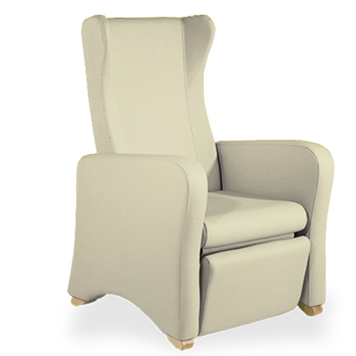 Sillones de descanso y relax finest silln relax abierto for Funda butaca relax